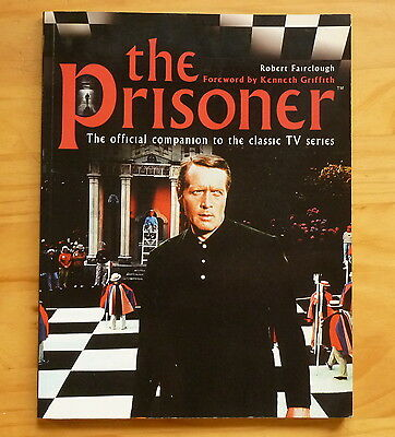 The Prisoner - The official companion to the classic TV series