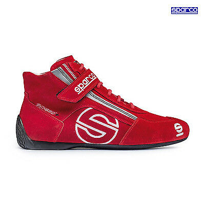Neu Schuhe Sparco SPEED+ SL-3 rot (Homologation FIA) (46 (11,5 UK) (12 US))