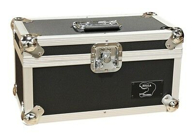 Gorilla 7 Amp Singles Vinyl Record Carry Case Storage Box