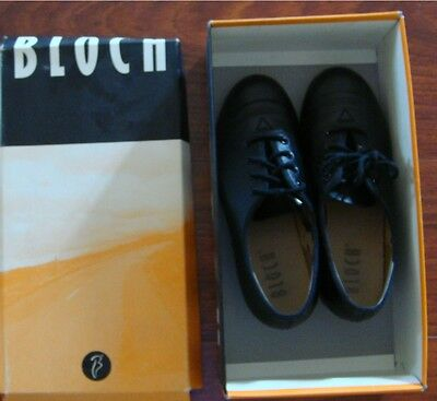 BLOCH - Leather Tap Dancing Shoes - size 4 1/2