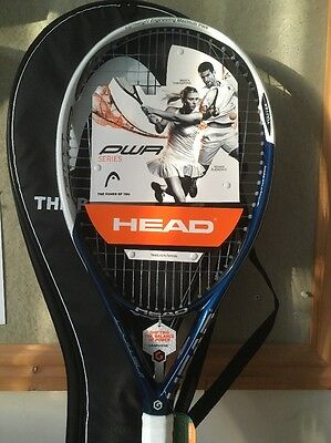 Head YouTek Graphene PWR Instinct Tennis Racket Grip 3