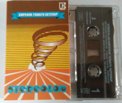 Stereolab * Emperor Tomato Ketchup * 13 Tk Cassette 1996
