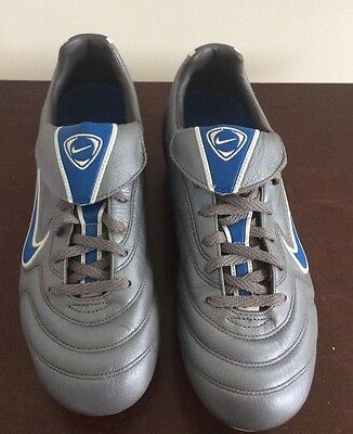 Soccer Silver Womens Size Nike 7 Volant Blue