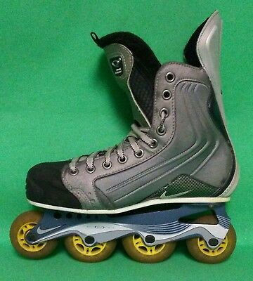 Nike QUEST 3 Roller Hockey Senior Sz 7D