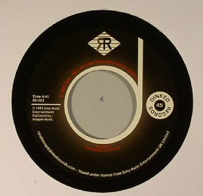 """KRS ONE - MC's Act Like They Don't Know - Vinyl (7"""")"""