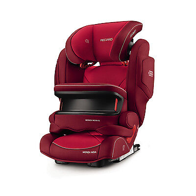 Recaro Monza Nova IS Indy Red Kindersitz (9-36 kg) NEU 2016!