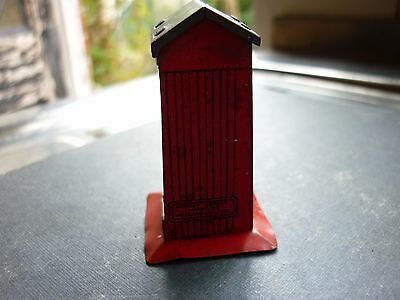 Hornby O Gauge Fire Hut