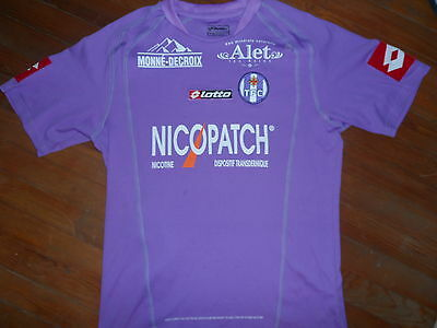 maillot football vintage TOULOUSE