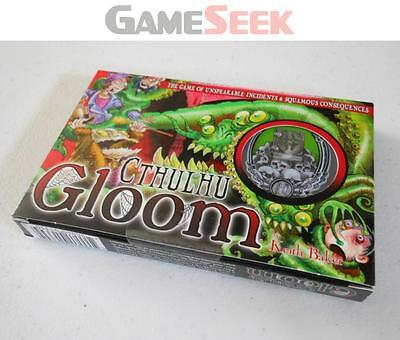 Cthulhu Gloom Card Game - Toys Brand New Free Delivery