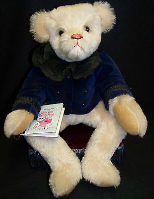 "**Price Reduced** ""A STORY FOR TEDDY"" BY GRAND PA PA JINGLES BEAR COMPANY"