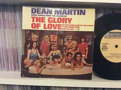 """Dean Martin """"the Glory Of Love """" Ep"""