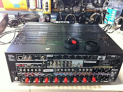 DENON AVR-X4000  7.2 NETWORK RECEIVER (AS-IS, For Parts Not Working)