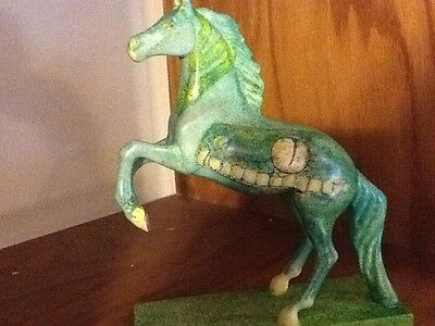 Trail of Painted Ponies Figurine SNAKE Custom One Of A Kind