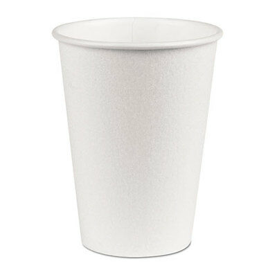 Dixie PerfecTouch Hot Cups 10 oz. White 20/50 1000 per Carton 92961