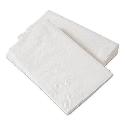 Paper Source Converting 1/8-Fold Dinner Napkins 2-Ply 15 x 17 White 300/Pack 10