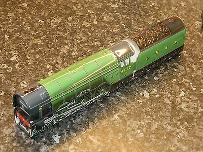 Flying Scotsman Empty Tin Novelty Collectible