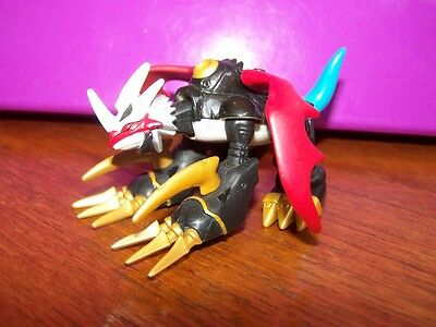 """Digimon 2.5"""" action feature figure collection bandai - Imperialdramon"""