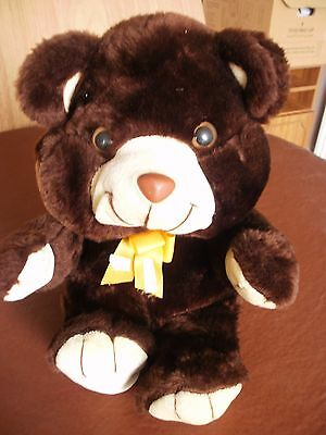 Soft Toy Dark Brown Teddy Bear Lovely & Cute Bn