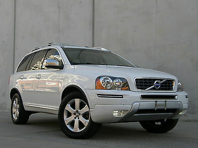 2013 Volvo XC90 3.2 Sport Utility 4-Door 2013 VOLVO XC90 FWD 3.2 ONLY 9K MILES CLEAN CARFAX 1 OWNER PARK ASSIST 3RD ROW