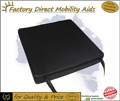 "16"" x 18"" High Density Memory Foam for Wheelchairs / seats Cushions Vinyl"