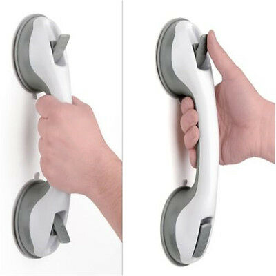Safety Suction Grip Support Handle Bathroom Bath Shower Toilet Hand Rail