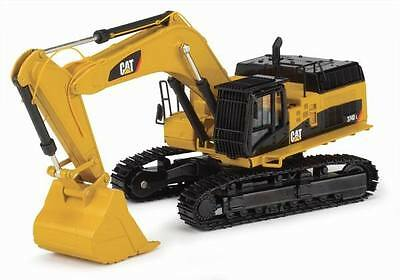 Norscot 1/50 CAT Caterpillar 374D Hydraulic Excavator w/ Metal Tracks 55274