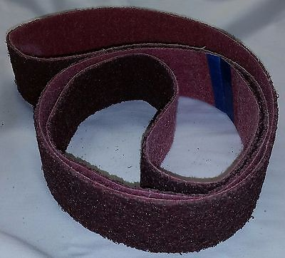 "2""x 42"" Sanding Belt Medium Surface Conditioning"