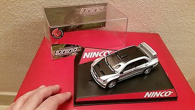 COCHE NINCO SLOT CAR MITSUBISHI LANCER TUNING STYLE REF 50395  no exin fly