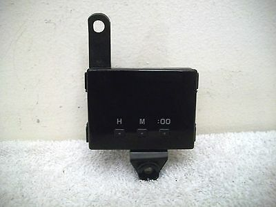93-98 Toyota T100 Oem Digital Dash Clock 83910-34010