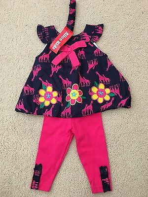 Baby Girl Outfit BNWT size 6M