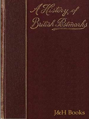 Daniels BRITISH POSTMARKS 1660-1896 353 Pictures OBLITERATION NUMBERS Index - CD