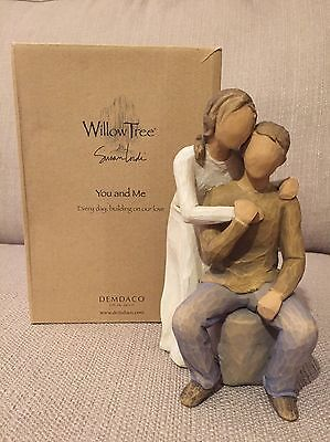 Willow Tree Figure You And Me