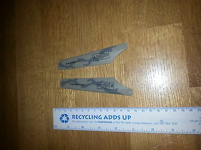 Set of Main Blades for Stealth Hawk RC Helicopter