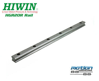 New Hiwin HGR20R Linear Guideway Rail HGR20 Series up to 4000mm Long