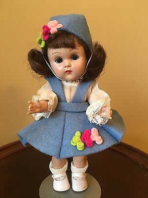 Vintage Vogue MLW Ginny Doll 1956 Play Time