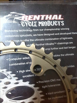 DH single speed 38t chainring
