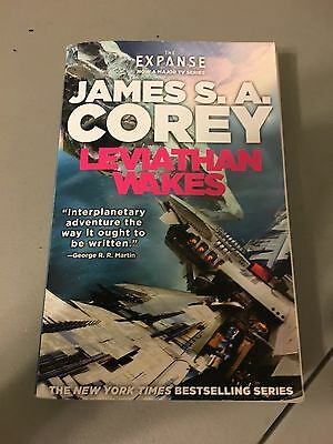 The Expanse: Leviathan Wakes 1 by James S. A. Corey (2011, Paperback) Good