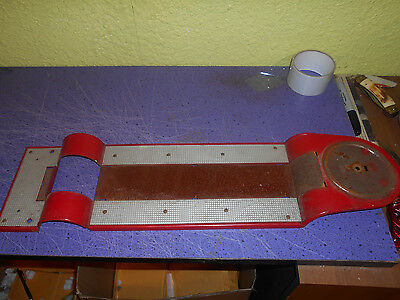 tonka ford semi fire truck bed bottom for parts