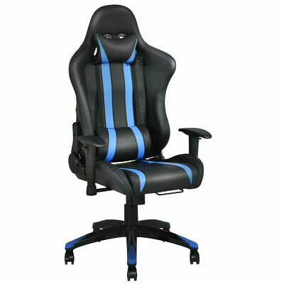 Racing High Back Reclining Gaming Chair Ergonomic Computer Desk Office Chair New