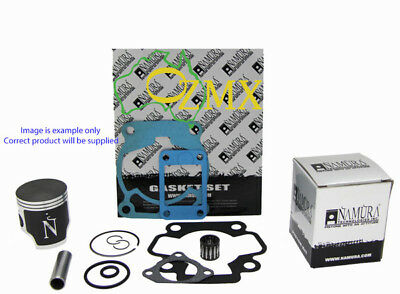 Yamaha YZ125 Top End Rebuild Kit Namura Piston MX Parts 2005 - 2016