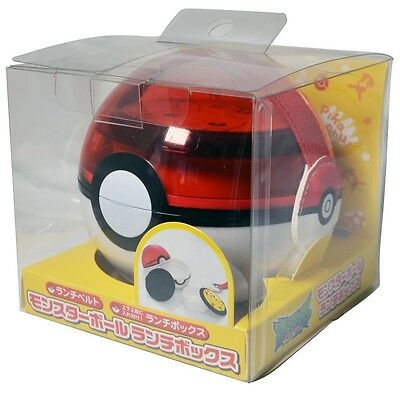 Pokemon Monster Ball Lunch Box 140ml Pikachu BENTO from Japan + Tracking Number