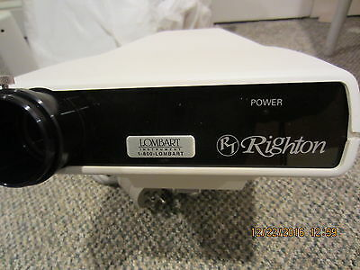 Right On (Lomabart) Auto Chart Projector Right ON