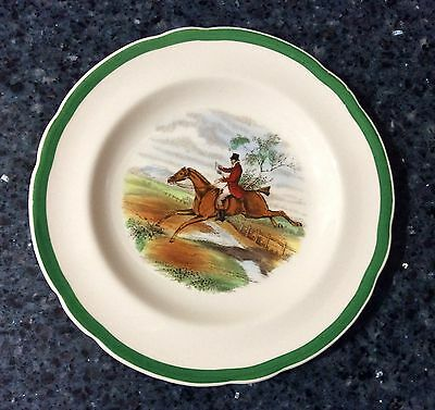 """Copeland Spode """"First Over"""" Saucer Made in England"""