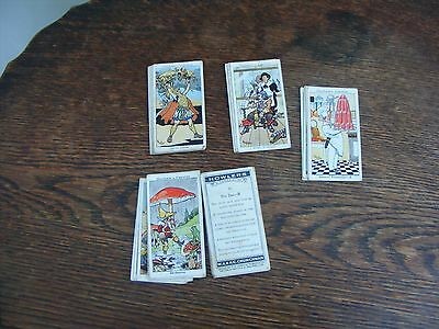 W A & A C Churdhman  Cigarette Cards Howlers Full Set