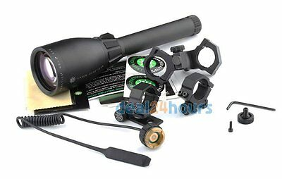 ND3X 50 Night Vision Green Laser Genetic Designator Long Distance with Mounts
