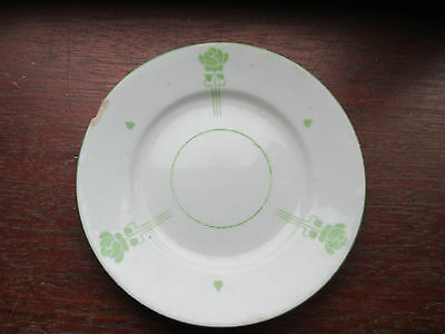 peacock pottery ,foley china little plate