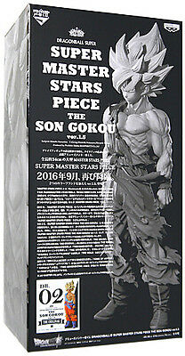 Dragon Ball Z Super Master Stars Piece Goku 1.5 The Original Figure Figura