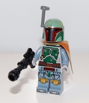 NEW Genuine Lego Boba Fett minifigure from 75137 Star Wars Carbon-Freezing