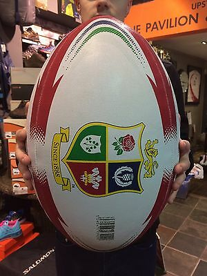 Lions Tour 2017 Oversized Novelty Rugby Ball