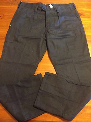 New Workit  Cotton Drill Pants Size 97R
